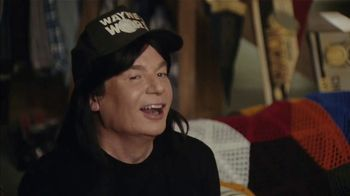 Uber Eats Super Bowl 2021 TV Spot, 'Wayne's World & Cardi B's Shameless Manipulation' Ft. Mike Myers, Dana Carvey, Cardi B - Thumbnail 7