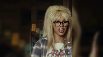 Uber Eats Super Bowl 2021 TV Spot, 'Wayne's World & Cardi B's Shameless Manipulation' Ft. Mike Myers, Dana Carvey, Cardi B - Thumbnail 8