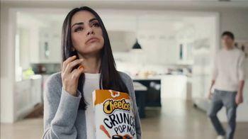 Cheetos Crunch Pop Mix Super Bowl 2021 TV Spot, 'It Wasn't Me' Feat. Mila Kunis, Ashton Kutcher, Shaggy - Thumbnail 1