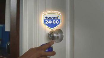 Microban 24 Super Bowl 2021 TV Spot, 'Keep Killing Bacteria for 24 Hours' - Thumbnail 4