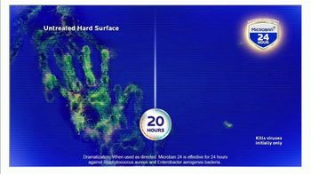 Microban 24 Super Bowl 2021 TV Spot, 'Keep Killing Bacteria for 24 Hours' - Thumbnail 8