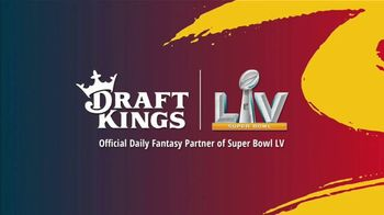 DraftKings Super Bowl 2021 TV Spot, 'Super Bowl Prediction Challenge' - Thumbnail 1