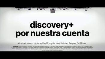 Verizon TV Spot, 'Discovery+, Disney Bundle y Galaxy S21' [Spanish] - Thumbnail 5