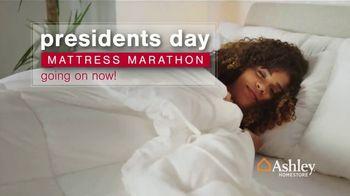 Ashley HomeStore Presidents Day Mattress Marathon TV Spot, '50% Off' - Thumbnail 2