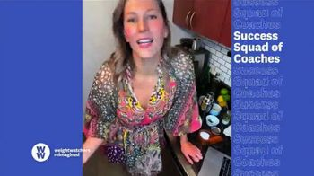 WW Digital 360 TV Spot, 'Coaching Community: 40% Off Plus Cooking Kit' - Thumbnail 3