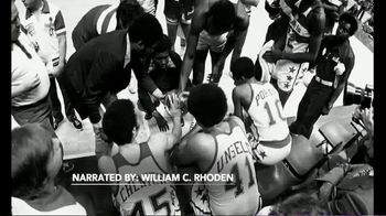 The Undefeated TV Spot, '1975 NBA Finals' - Thumbnail 4