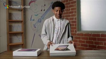 Microsoft Surface Pro 7 TV Spot, 'The Better Choice: $799' - Thumbnail 1