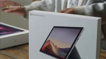 Microsoft Surface Pro 7 TV Spot, 'The Better Choice: $799' - Thumbnail 2