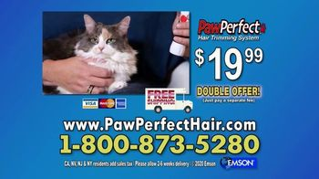 Paw Perfect Hair Trimming System TV Spot, 'Double Offer' - Thumbnail 9