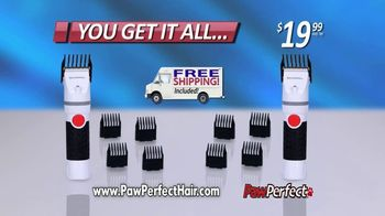 Paw Perfect Hair Trimming System TV Spot, 'Double Offer' - Thumbnail 8