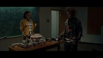 Cadillac LYRIQ Super Bowl 2021 TV Spot, 'ScissorHandsFree' Ft. Winona Ryder, Timothée Chalamet [T1] - Thumbnail 3