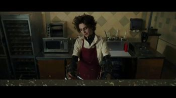 Cadillac LYRIQ Super Bowl 2021 TV Spot, 'ScissorHandsFree' Ft. Winona Ryder, Timothée Chalamet [T1] - Thumbnail 4