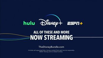 Disney+ Super Bowl 2021 TV Spot, 'Get Your Stream on With the Disney Bundle' Song by Tim Myers - Thumbnail 7