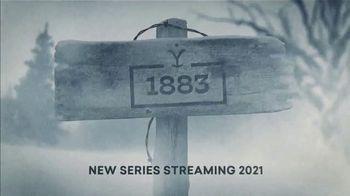 Paramount+ Super Bowl 2021 TV Spot, 'Y: 1883' - Thumbnail 5
