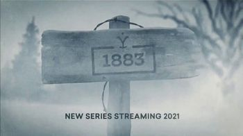 Paramount+ Super Bowl 2021 TV Spot, 'Y: 1883'