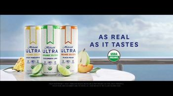 Michelob ULTRA Organic Seltzer Super Bowl TV Spot 2021, 'All-Star Cast' Featuring Don Cheadle, Song by Alan Parker - Thumbnail 8