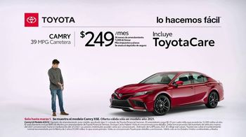 2021 Toyota Camry TV Spot, 'Una sorpresa' [Spanish] [T2] - Thumbnail 3