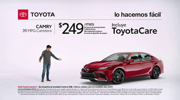 2021 Toyota Camry TV Spot, 'Una sorpresa' [Spanish] [T2] - Thumbnail 4
