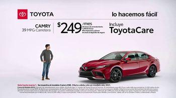 2021 Toyota Camry TV Spot, 'Una sorpresa' [Spanish] [T2] - Thumbnail 5