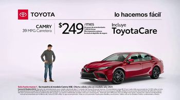 2021 Toyota Camry TV Spot, 'Una sorpresa' [Spanish] [T2] - Thumbnail 6