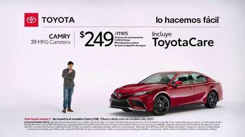 2021 Toyota Camry TV Spot, 'Una sorpresa' [Spanish] [T2] - Thumbnail 7