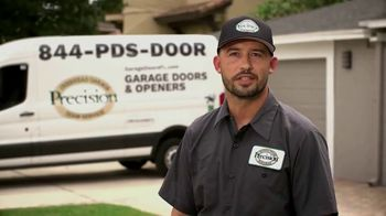 Precision Door Service TV Spot, 'Locally Owned & Operated'