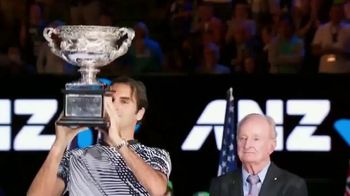 Rolex TV Spot, 'Australian Open: The Best'
