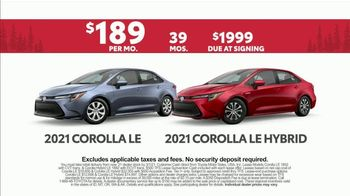 2021 Toyota Corolla TV Spot, 'Road Trip: Connected' Ft. Ethan Erickson, Danielle Demski [T2] - Thumbnail 10