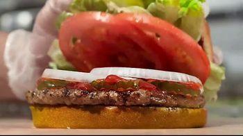 Burger King Whopper TV Spot, 'Describir el Whopper de memoria' [Spanish] - Thumbnail 8
