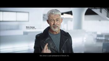 Dexcom Super Bowl 2021 TV Spot, 'Technology' Featuring Nick Jonas