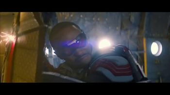 Disney+ Super Bowl 2021 TV Spot, 'The Falcon and the Winter Soldier' Song by Migos - Thumbnail 5