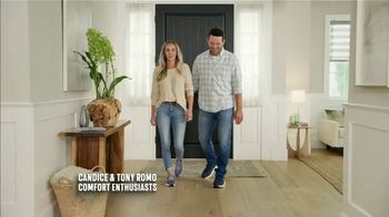 SKECHERS MAX Cushioning Super Bowl 2021 TV Spot, 'To the Max' Featuring Tony Romo, Candice Romo - Thumbnail 1