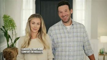 SKECHERS MAX Cushioning Super Bowl 2021 TV Spot, \'To the Max\' Featuring Tony Romo, Candice Romo