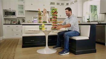 SKECHERS MAX Cushioning Super Bowl 2021 TV Spot, 'To the Max' Featuring Tony Romo, Candice Romo - Thumbnail 3