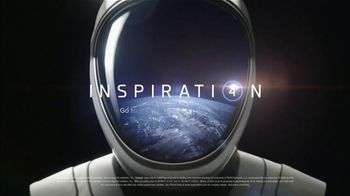 Shift4Shop Super Bowl 2021 TV Spot, 'Join the World's First All-Civilian Mission to Space' - 743 commercial airings