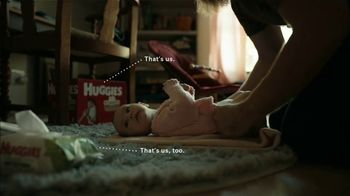 Huggies Super Bowl 2021  TV Spot, 'Welcome to the World, Baby' - Thumbnail 5