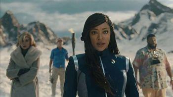Paramount+ Super Bowl 2021 TV Spot, 'Expedition: Ice Bridge Crack' Ft. Sonequa Martin-Green - Thumbnail 3