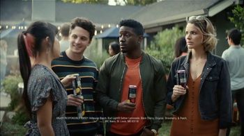 Bud Light Seltzer Lemonade Super Bowl 2021 TV Spot, 'Last Year's Lemons' Song by Jo Stafford, Gordon MacRae - Thumbnail 6