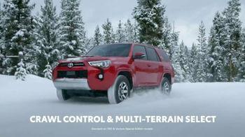 2021 Toyota 4Runner TV Spot, 'Road Trip: Anywhere' Ft. Ethan Erickson, Danielle Demski [T2] - 42 commercial airings