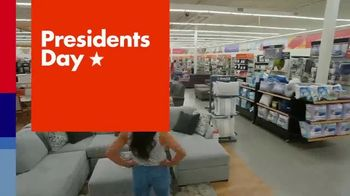 Big Lots Presidents Day Sale TV Spot, 'All Month Long: Shop Big Deals on Mattresses and More' - Thumbnail 2