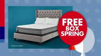 Big Lots Presidents Day Sale TV Spot, 'All Month Long: Shop Big Deals on Mattresses and More'