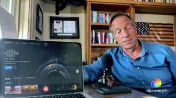 Discovery+ TV Spot, 'How the Universe Works' Featuring Mike Rowe - Thumbnail 2