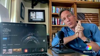 Discovery+ TV Spot, 'How the Universe Works' Featuring Mike Rowe - Thumbnail 5