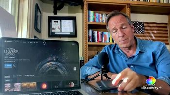Discovery+ TV Spot, 'How the Universe Works' Featuring Mike Rowe - Thumbnail 6