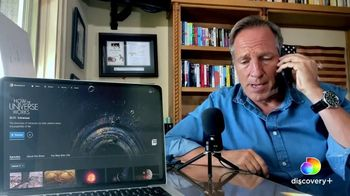 Discovery+ TV Spot, 'How the Universe Works' Featuring Mike Rowe - Thumbnail 7
