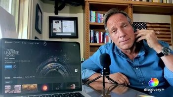 Discovery+ TV Spot, 'How the Universe Works' Featuring Mike Rowe - Thumbnail 8