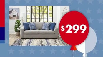 Big Lots Presidents Day Sale TV Spot, 'All Month Long: Select Sofas Now $299' - Thumbnail 5