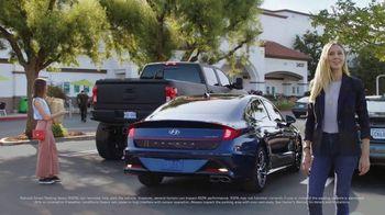 2020 Hyundai Sonata TV Spot, 'Remote Smart Parking Assist' [T2] - Thumbnail 4