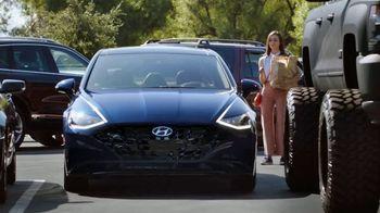 2020 Hyundai Sonata TV Spot, 'Remote Smart Parking Assist' [T2] - Thumbnail 5
