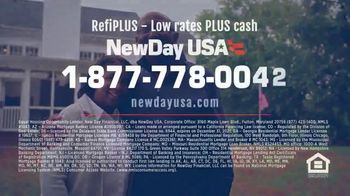 NewDay USA RefiPLUS TV Spot, 'New Day for Veteran Homeowners: Record Lows' - Thumbnail 10